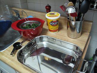 Lasagne ambiance