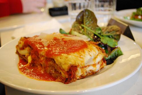 Lasagne l g re un plat gourmand light for Le ricette italiane