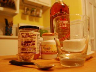 Remède grippe homme- Les ingrédiens